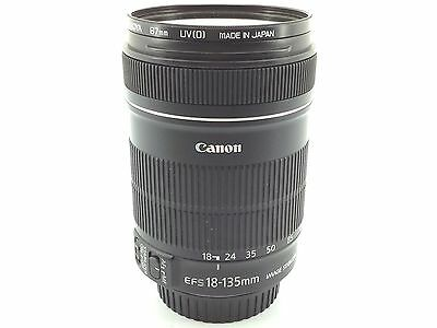 Objetivo Para Canon Canon Canon Zoom Lens Ef-S 18-135Mm 1:3.5-5.6 Is 1742557