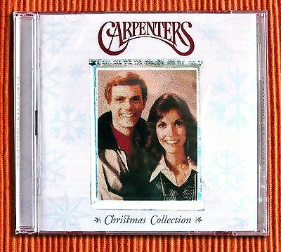 THE CARPENTERS - CHRISTMAS COLLECTION  1996 2CD Remastered 31tracks  SEALED