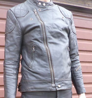 Lewis Leathers Motorcycle Jacket And Trousers, Suit, Super Monza