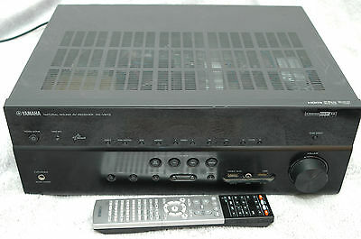 Yamaha RX-V673 7.2 Channel 100 Watt Receiver