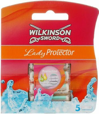 Wilkinson Sword Lady Protector  Blades - 5 Pack