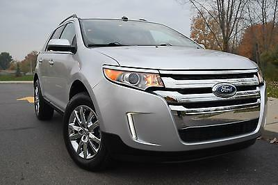 2013 Ford Edge Limited Sport Utility 4-Door 2013 Ford Edge Limited Sport Utility 4-Door 3.5L (((REBUILT)))