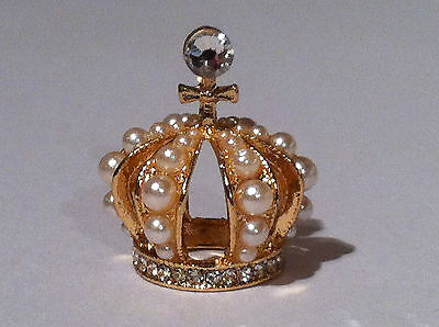 Dolls House   Miniature Crown