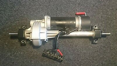Drive style mobility scooter motor and transaxle,  hardly used,