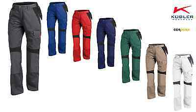 Women's trousers/Work trousers for Ladies INNO PLUS Brand Kübler Sizes: 34-54