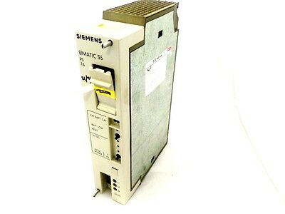 Siemens 6Es5951-7Nd21 Power Supply 7Amp 24Vdc E/stand 04