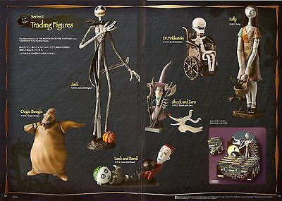 The Nightmare Before Christmas - Jun Planning - Trading figures - series 1 - all