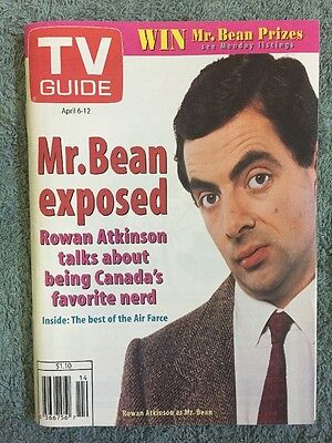 Tv Guide April 6-12 Mr Bean Exposed