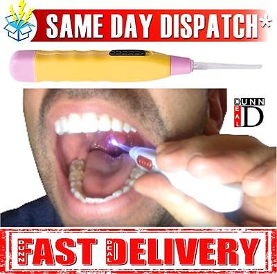 How To Get Rid Of Remove Tonsil Stones Tonsiloliths Bad Breath LED Remover Tool