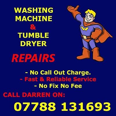 Business Opportunity- Train To Be A Washing Machine Repair Man / Woman