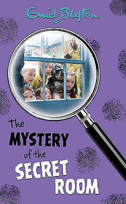 NEW (3) the MYSTERY of the SECRET ROOM ( MYSTERY book )  Enid Blyton