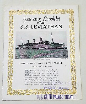 Leviathan - Booklet of Interiors - Early