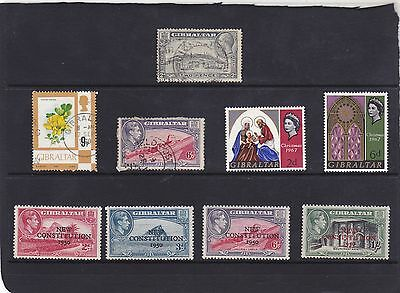 Stamps of Gibraltar