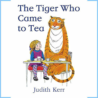 The Tiger Who Came to Tea - Judith Kerr - New Paperback Book