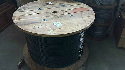 12 Strand, OCC BX Series Breakout, Indoor/Outdoor Fiber Optic Cable - 6270 ft