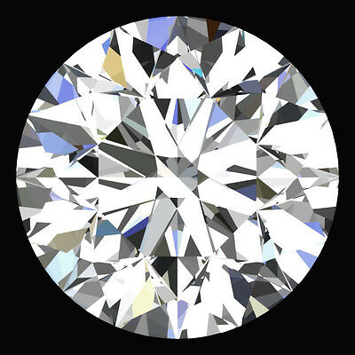 1.3 MM BUY CERTIFIED Round White-F/G Color VS 100% Real Loose Natural Diamond #F