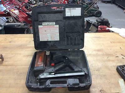 Track fast Automatic Drywall Fastening System Ramsey Red Head Untested