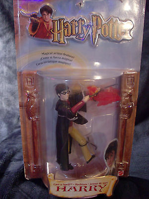 "Harry Potter action figure - ""Cast A Spell HARRY"""