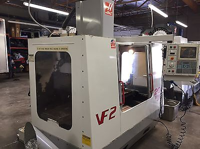 1999 Haas VF2 Vertical Machining Center Mill CNC