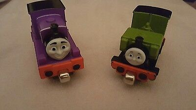 Thomas and friends take and play trains Charlie and Luke