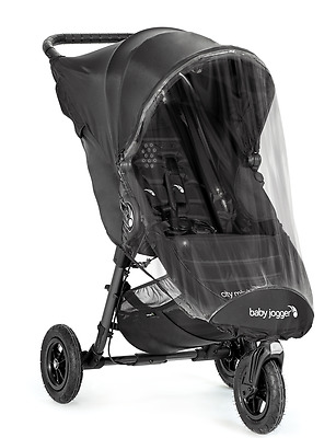 Baby Jogger City Mini & City Mini GT Single Rain Canopy New! Free Ship! 1968001