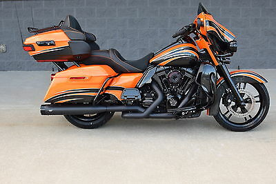 2015 Harley-Davidson Touring  2015 ULTRA LIMITED  CUSTOM **1 OF A KIND** $15K IN XTRA'S!! WOW!!