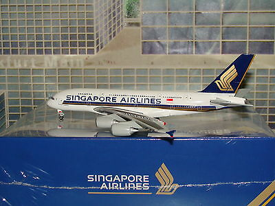 Die Cast 500 Singapore Airlines A380 Official Exclusive 1/500 **Free S&H**