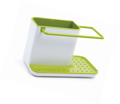 Joseph Joseph Caddy Sink Area Organiser - White/Green
