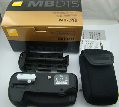 NEW Battery Grip mb-d15 for NIKON D7100 D7200 shipped with tracking number