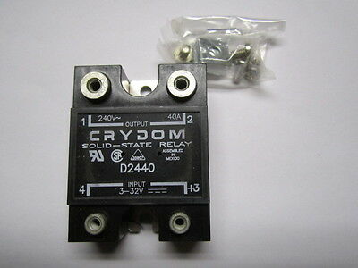 Crydom D2440 solid state relay NEW