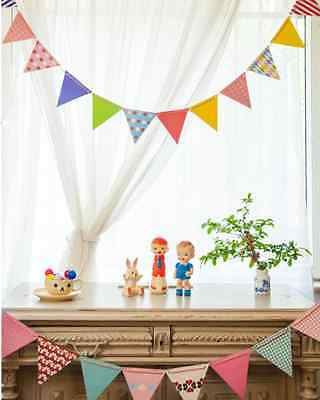 SWEET Party Flag Banner Home Decoration Colorful Party Flag Banner(Pack of 2)