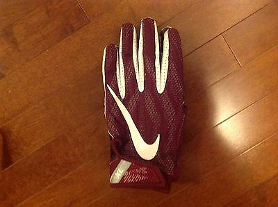 Nike Superbad 4 padded skill player Football Gloves Adult XL, Brand New Samples