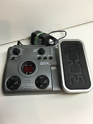 Zoom G1X Guitar Effects Pedal Model G1X