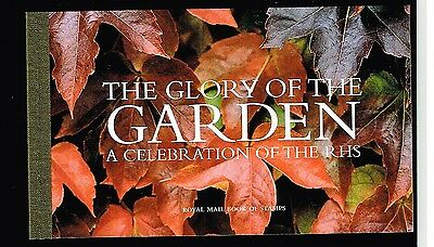 Gb Stamps--Prestige Booklet Dx- 33. Glory Of The Garden, 2004