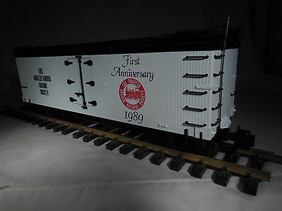 Delton Los Angeles GRR Reefer G Scale a