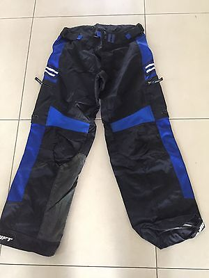 Mens Shift Riding Pants Motorcross Motorbike Size 34 In Excellent Condition