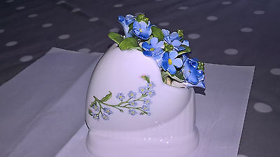 Aynsley  Forget  Me Not Ornament