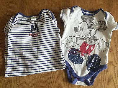 Boys SleepSuit and Bodysuit Age 6-9 Months
