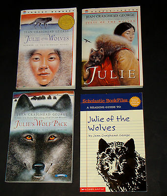 Lot - Julie of the Wolves Trilogy - Jean Craighead George - Newbery - Sonlight