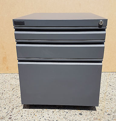 Schiavello Mobile Pedestal, Filing Cabinet, Reduced from  $80