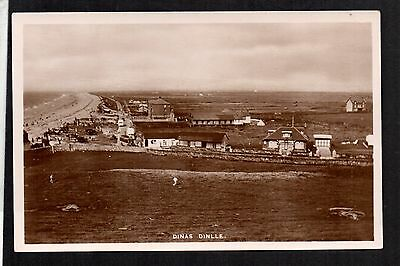 Dinas Dinlle -  real photographic postcard