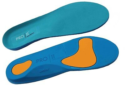 Orthotic insoles by Pro11 wellbeing the titan