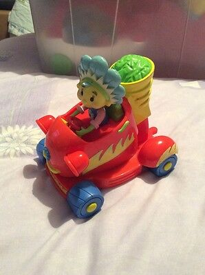 Fifi And The Flowerpots Push And Go Mo. Car. Sounds And Voices.