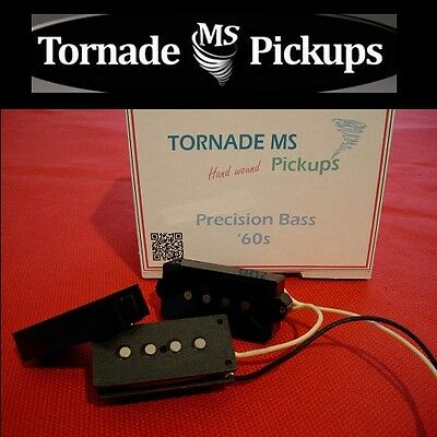 Set 2 Micros Tornade Ms Precision Bass Pickup