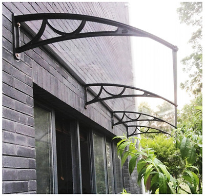 NEW Door Canopy Shelter Awning Patio Porch Rain Cover Shelters Gazebo Marquee