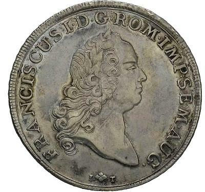 GERMANY CITY of  AUGSBURG THALER 1765 WONDERFUL SILVER COIN