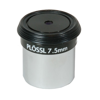 Skywatcher Super Plossl Telescope Eyepiece 1.25 Fitting: 7.5mm ONLY