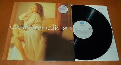 Celine Dion - 1992 Dutch Pressed Vinyl LP - Epic 471508