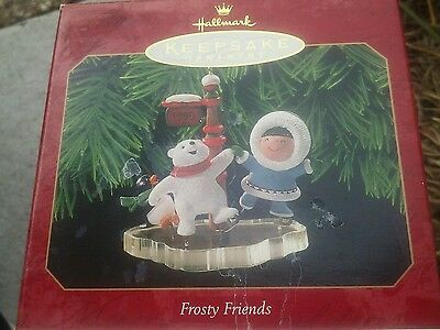 Frostys Friends #20 Scilpted by Ed Seale NIB 2001
