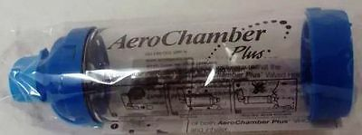 AeroChamber Plus Spacer Device  For Inhalers BRAND NEW AND SEALED